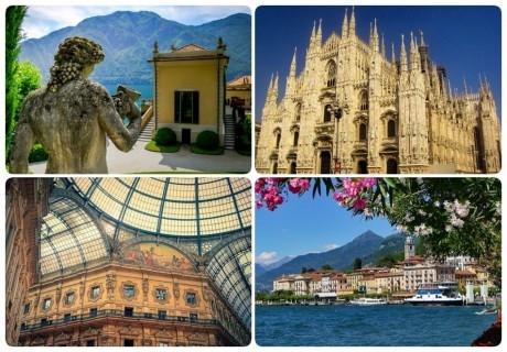 Buongiorno, Italia! Екскурзия до Милано, с възможност за посещение на езерата Комо и Лугано! Самолетен билет от София + 2 нощувки на човек със закуски!