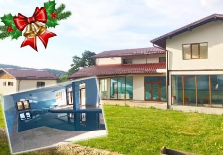 Коледа в Родопите! 3 нощувки в самостоятелна къща за четирима в Комплекс Кали, Цигов Чарк