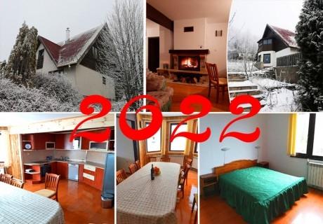 Нова година до Габрово! Наем на самостоятелна къща за 3 нощувки за 15 човека от Еко къщи, м. Узана