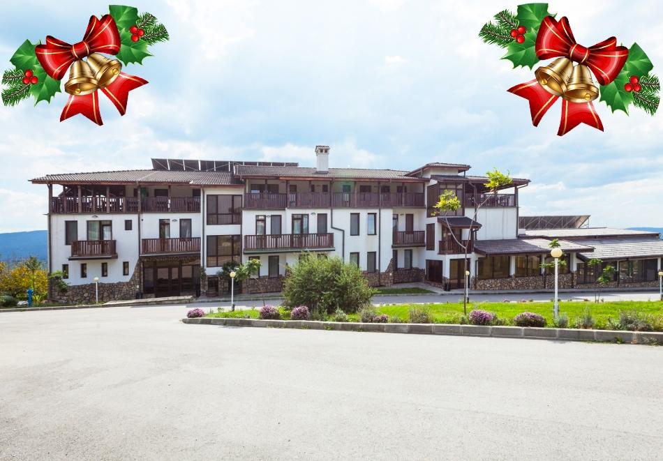 8 декември или Коледа край Велико Търново! 2+ нощувки за 6 или 14 човека във вила от Ваканционно селище Балканъ