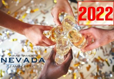 Нова година в Пампорово! 2, 3 или 4 нощувки за ДВАМА или ТРИМА със закуски от Апартаменти Невада. Доплащане на място за празничен куверт!
