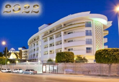 Нова година в SIDE ALEGRIA HOTEL & SPA 5*, Сиде, Турция. Чартърен полет от София + 4 нощувки на човек на база Ultra All Inclusive.