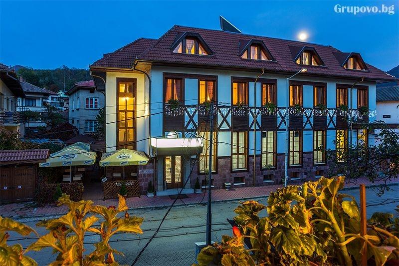 8-ми декември в хотел Тетевен! 2 нощувки на човек със закуски и празнична вечеря + сауна
