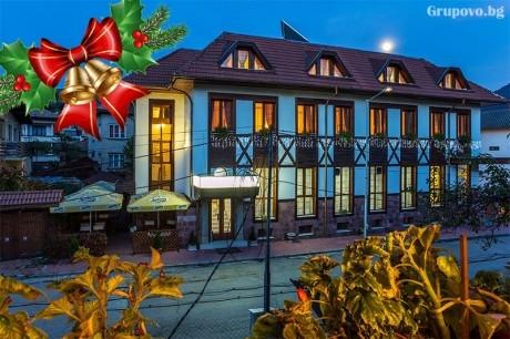 Коледа в Тетевен! 2 нощувки на човек + 2 закуски + 2 празнични вечери в хотел Тетевен
