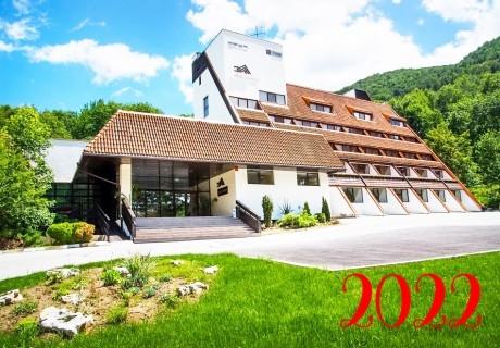 Нова година в хотел Еверест, Етрополе. 2, 3 или 4 нощувки на човек със закуски, обеди и вечери - едната празнична с фолклорна програма + релакс център
