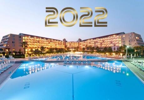 Празнувай Нова година в хотел KAYA BELEK 5*, Анталия, Турция. Чартърен полет от София + 4 нощувки на човек на база Ultra All Inclusive