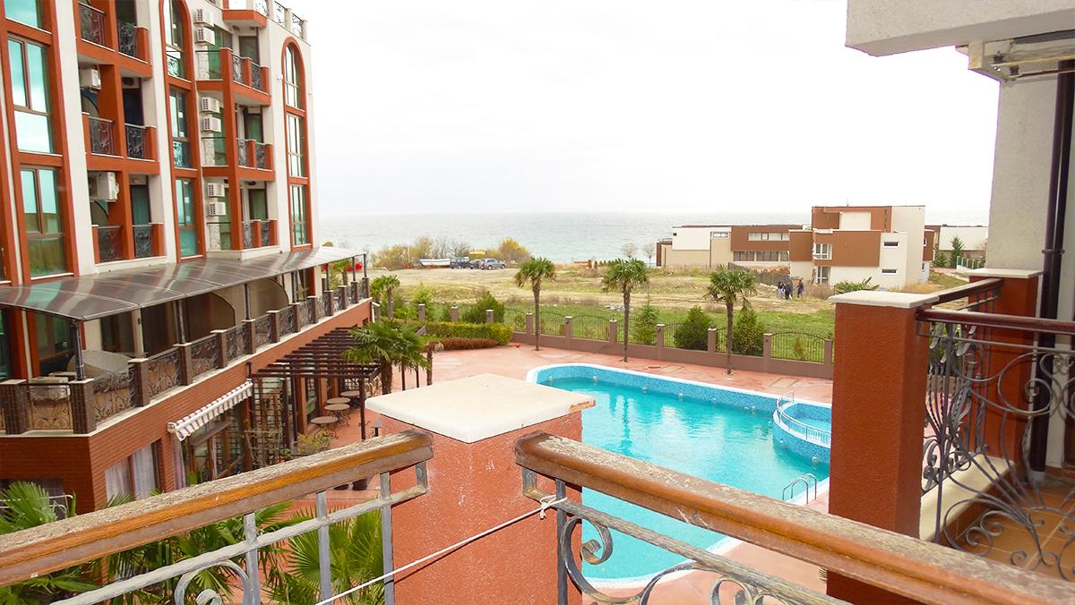 Апартаментен комплекс Шато Дел Марина, между Равда и Несебър, снимка 4