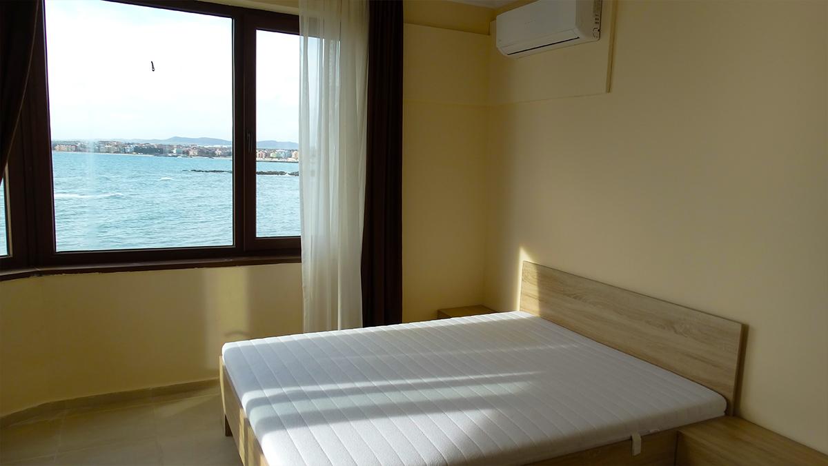 На ПЪРВА линия между Равда и Несебър! 2 или 3 нощувки на човек в студио с гледка море от Апартаментен комплекс Акротирия Бийч, снимка 12