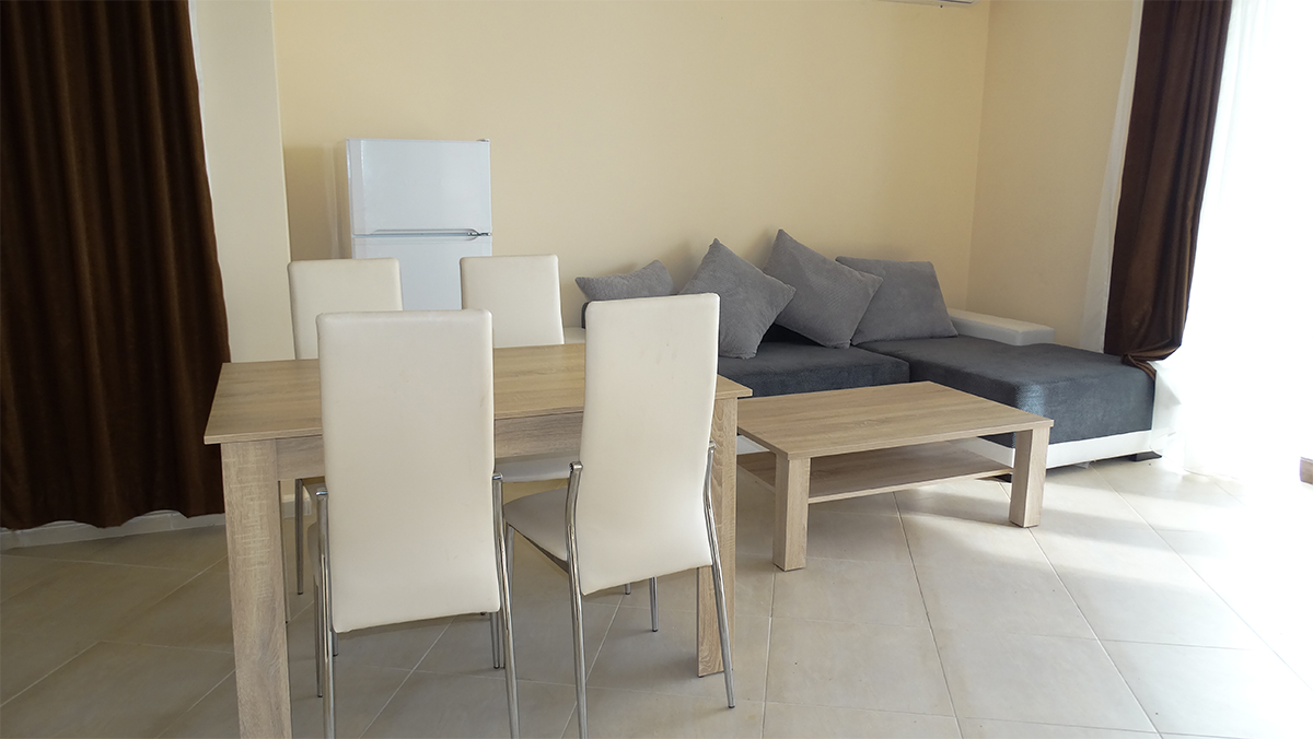 На ПЪРВА линия между Равда и Несебър! 2 или 3 нощувки на човек в студио с гледка море от Апартаментен комплекс Акротирия Бийч, снимка 8