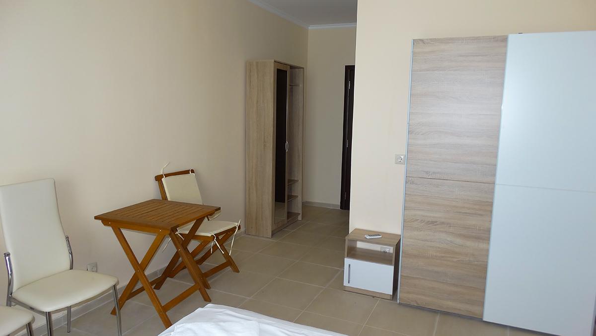 На ПЪРВА линия между Равда и Несебър! 2 или 3 нощувки на човек в студио с гледка море от Апартаментен комплекс Акротирия Бийч, снимка 6