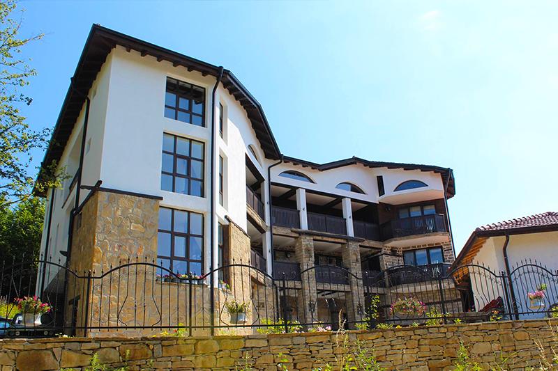 Хотел Сокай, Трявна