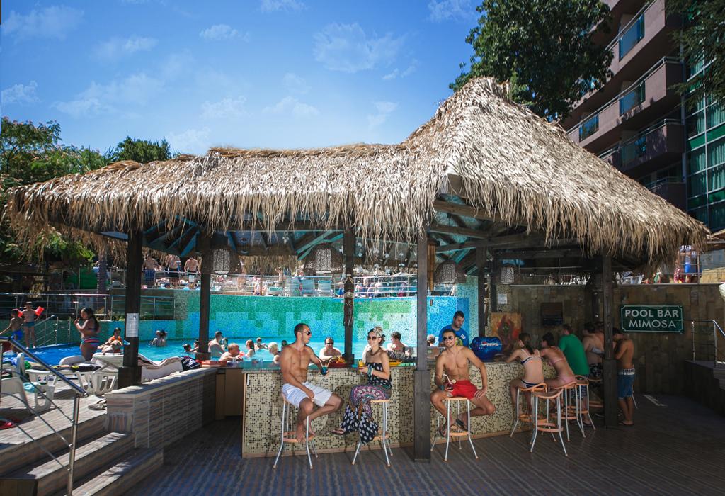 Ранни записвания за лято 2021 в Златни Пясъци! Нощувка на човек на база All inclusive + 2 външни басейна и водни пързалки в СООЕЕ Мимоза Съншайн хотел****. Дете до 13г. - БЕЗПЛАТНО!, снимка 5