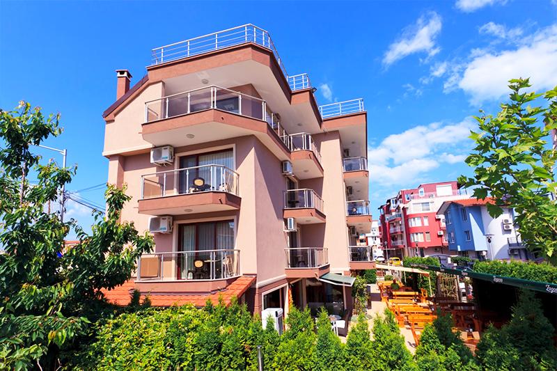 Хотел Карел, между Несебър и Равда, снимка 3