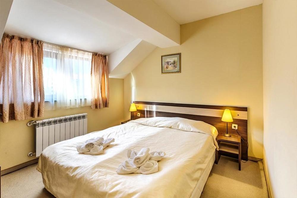 Нощувка в апартамент за четирима + руска баня в  апарт хотел Дрийм***, Банско, снимка 7