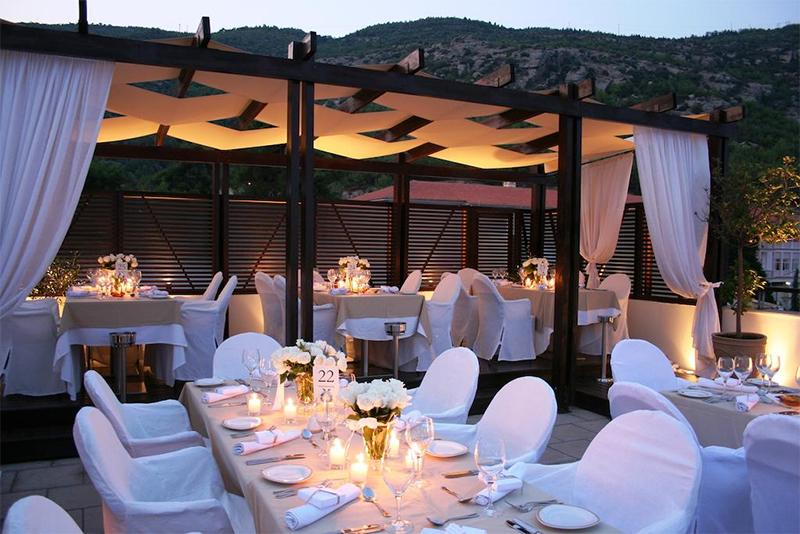 Egnatia Hotel, Кавала