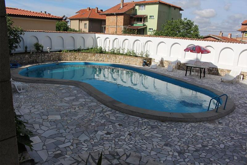 Семеен хотел Искър, Ахелой, снимка 4