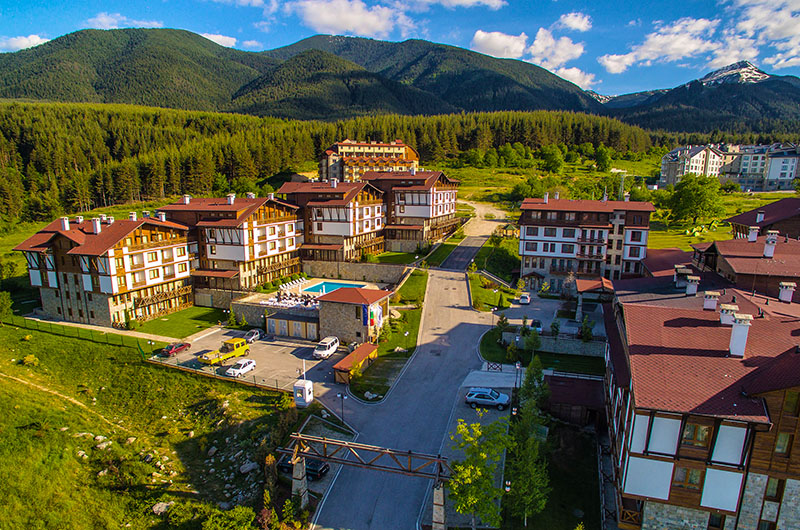 Green Life Ski & SPA Resort, Банско