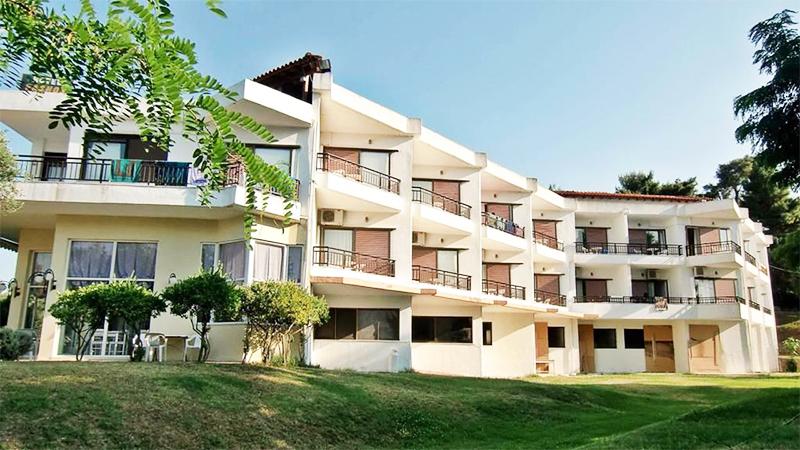 Хотел Pahos, Криопиги