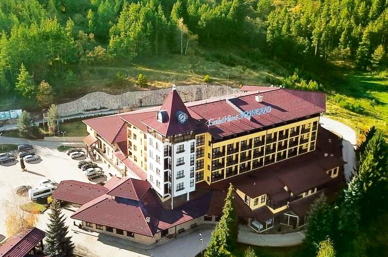 Гранд хотел Велинград, Велинград, снимка 4