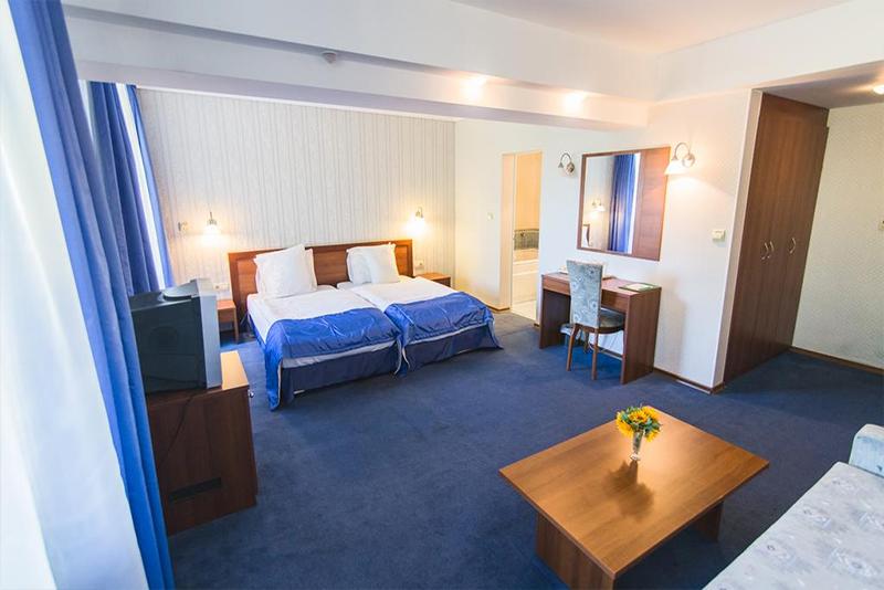 Нощувка на човек със закуска + басейн и релакс зона в хотел Борова гора, Пирдоп, снимка 7