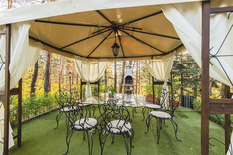 Нощувка на човек със закуска + басейн и релакс зона в хотел Борова гора, Пирдоп, снимка 9