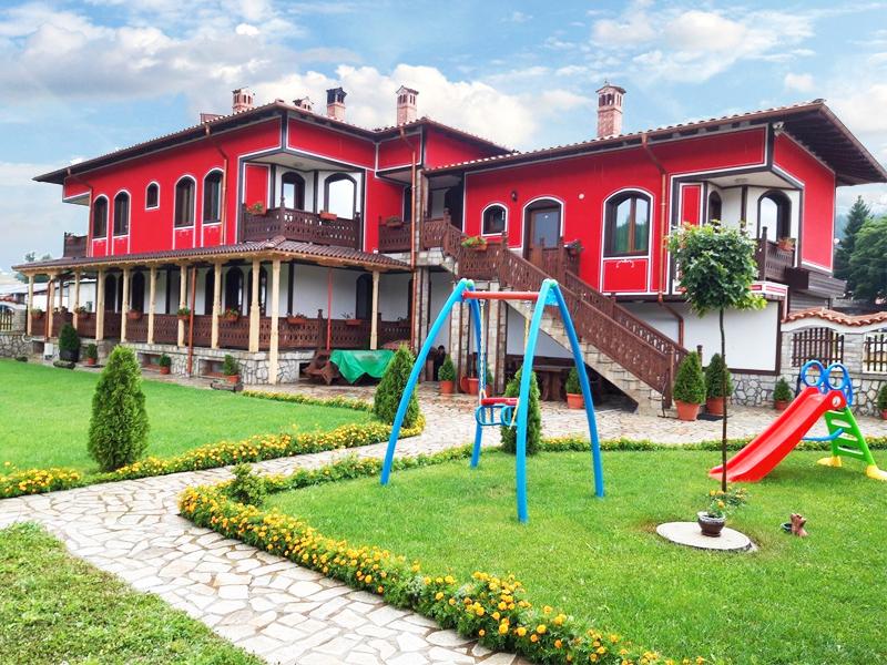 Къща за гости Х. Джоголанов, Копривщица