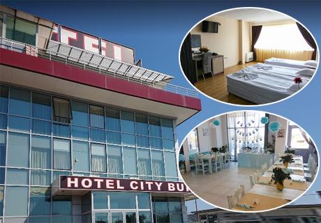 Хотел City, Бургас