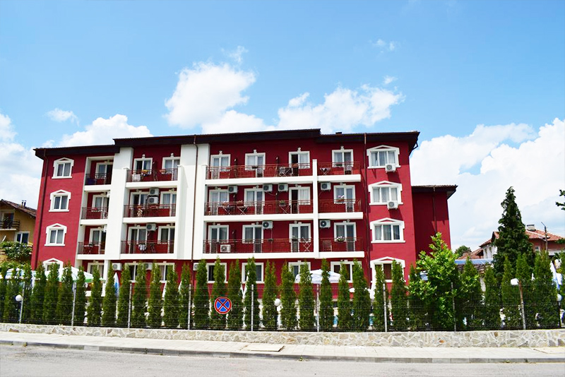 Балнео-хотел Тинтява, Вършец