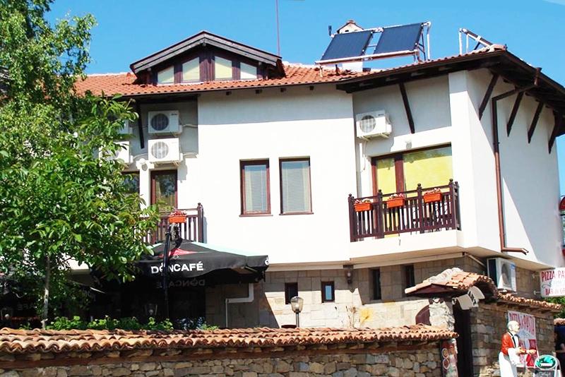 Хотел Елена, Арбанаси
