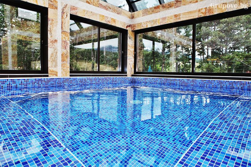 Делнична нощувка за ДВАМА със закуска + минерални басейни и СПА в Инфинити Парк Хотел и СПА****, Велинград, снимка 4
