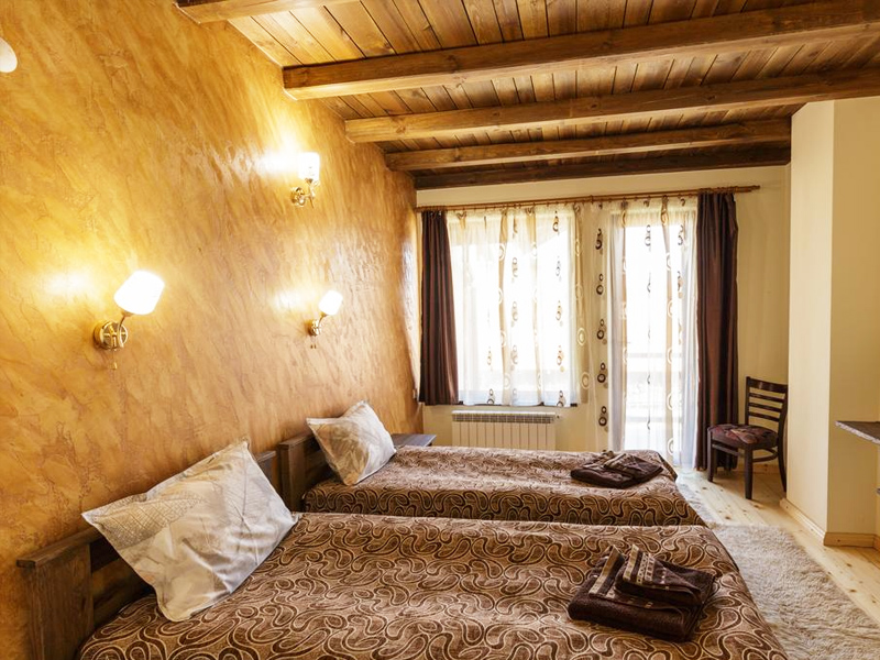 Нощувка до 5 човека в самостоятелна къща от Комплекс Рупчини къщи, Банско, снимка 11