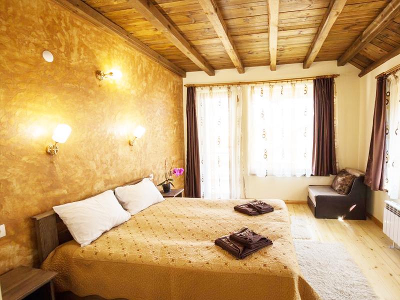 Нощувка до 5 човека в самостоятелна къща от Комплекс Рупчини къщи, Банско, снимка 8