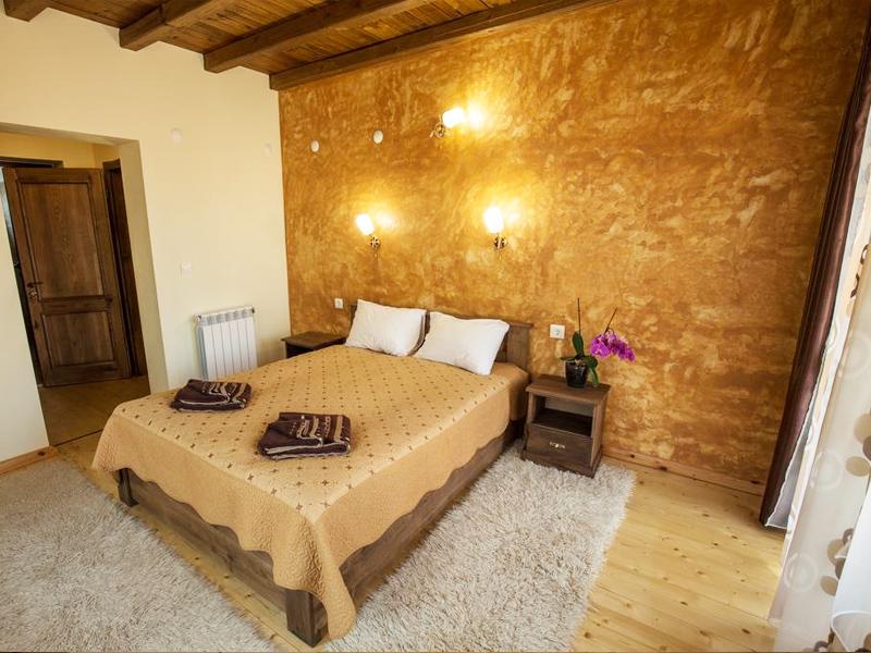 Нощувка до 5 човека в самостоятелна къща от Комплекс Рупчини къщи, Банско, снимка 9