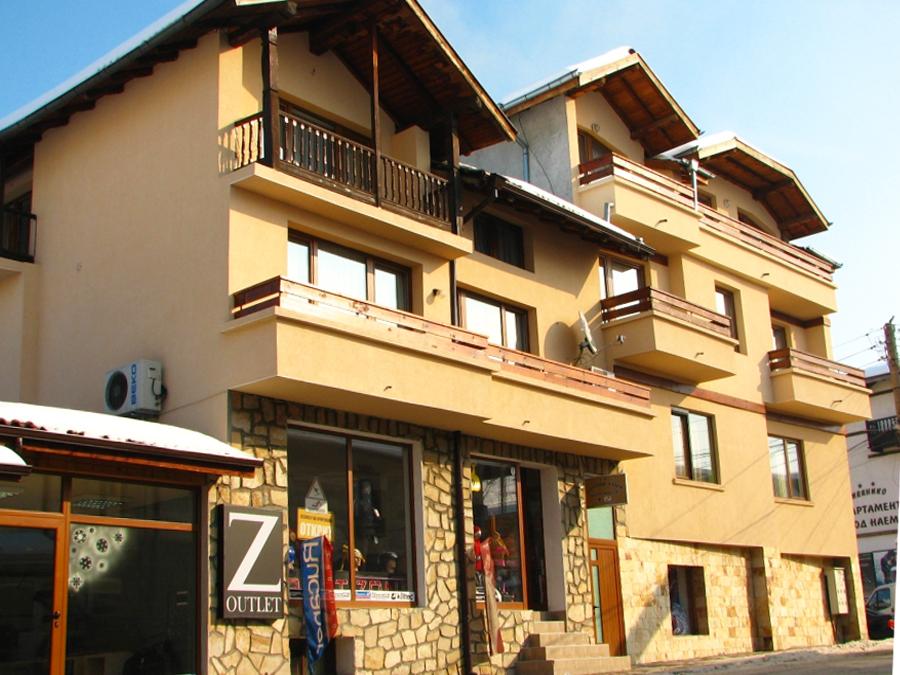 Семеен хотел Боянова къща, Банско