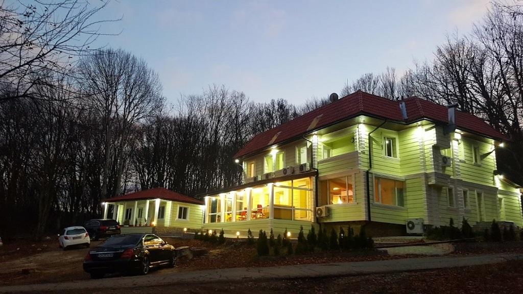 Хотел-ресторант Чукарите, Котел