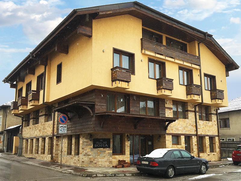 Хотел София, Банско