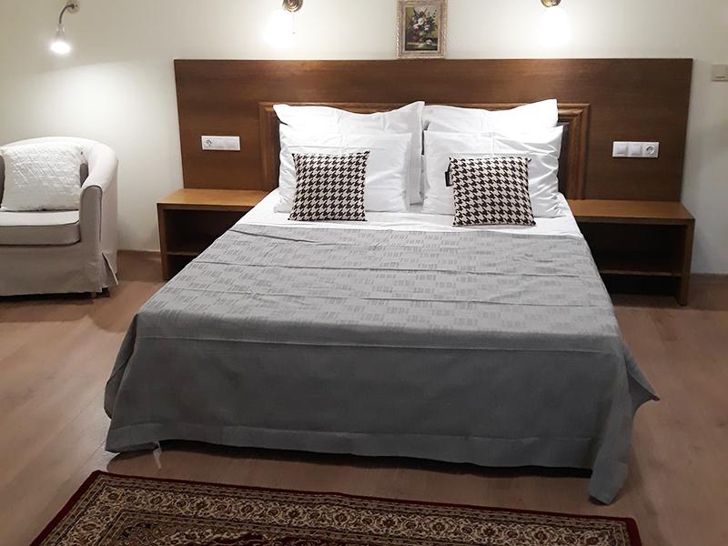 2+ нощувки на човек със закуски и вечери + минерален басейн и релакс зона от хотел Алексион Палас, снимка 8