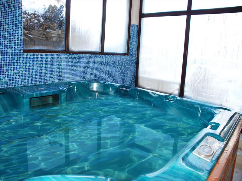 Нова година в хотел Елегант Лодж, Банско! 5 нощувки на човек със закуски + топъл вътрешен басейн и релакс пакет. Доплащане по желание за Новогодишен куверт, снимка 5
