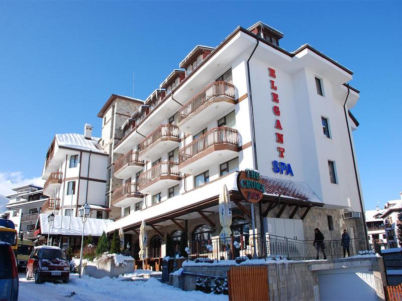 Хотел Елегант СПА, Банско