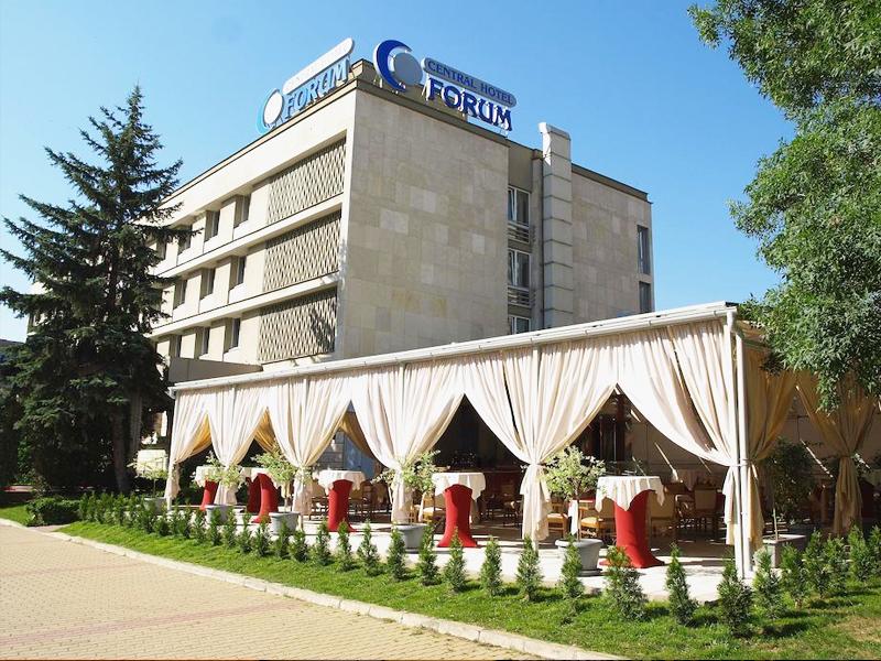 Хотел Форум, София