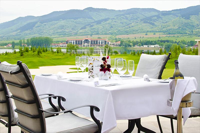 НЕДЕЛЯ в хотел Риу Правец! Нощувка със закуска и вечеря за ДВАМА + басейн, СПА и голф пакет, снимка 13