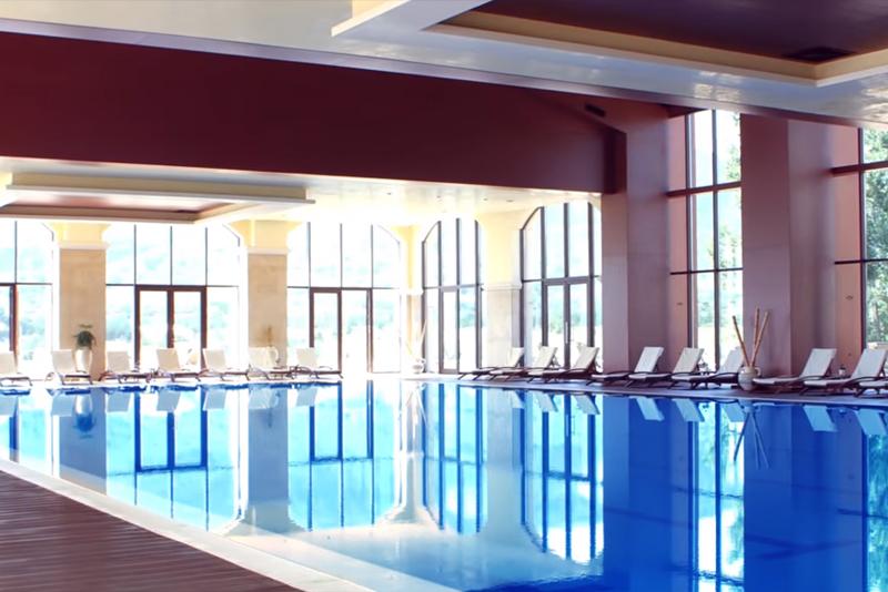 НЕДЕЛЯ в хотел Риу Правец! Нощувка със закуска и вечеря за ДВАМА + басейн, СПА и голф пакет, снимка 3
