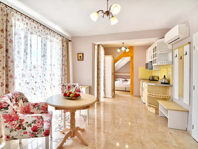 Хотел Сирена Палас, Обзор, снимка 7