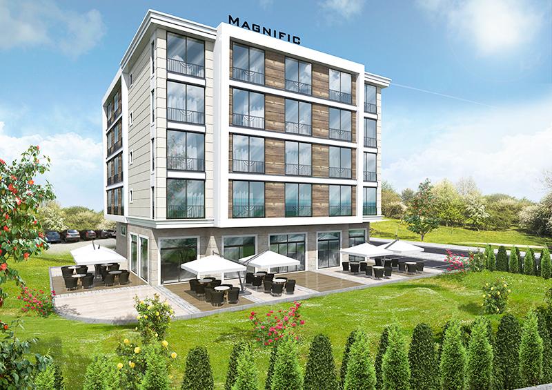 Хотел Магнифик, Кранево, снимка 3
