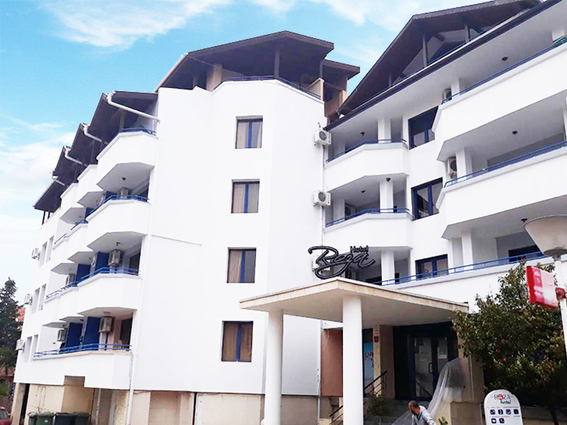 Хотел Роза, Черноморец