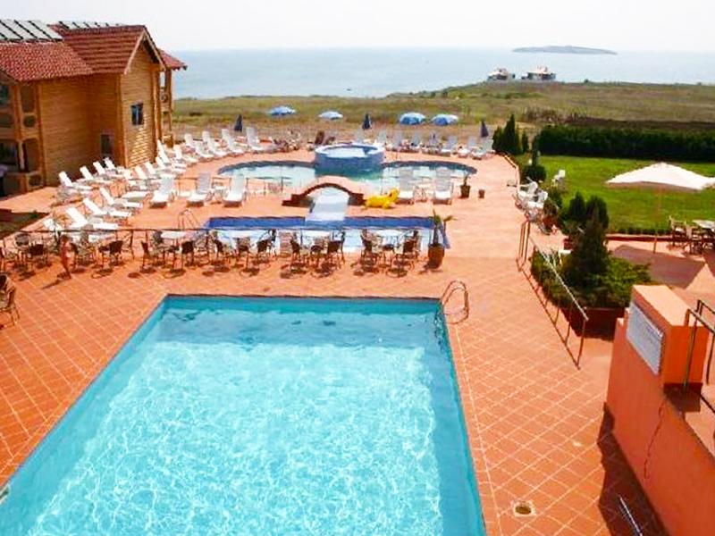 Хотел Роза, Черноморец, снимка 3
