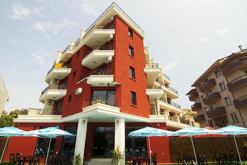 Хотел Салена Плаза, Приморско, снимка 3