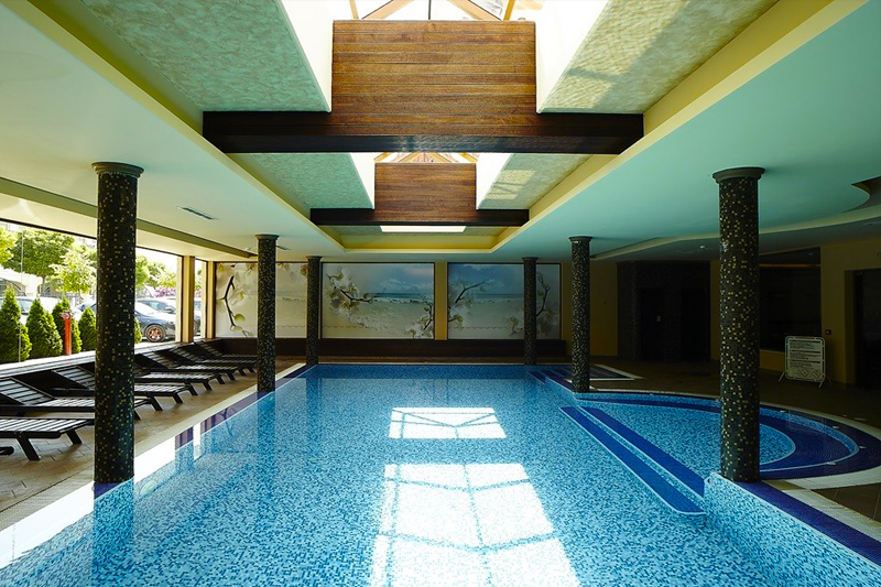 3 + нощувки на човек на база All Inclusive + чадър и шезлонг на плажа + вътрешен и външен плувен басейн в хотел Феста Виа Понтика****, Поморие, снимка 4