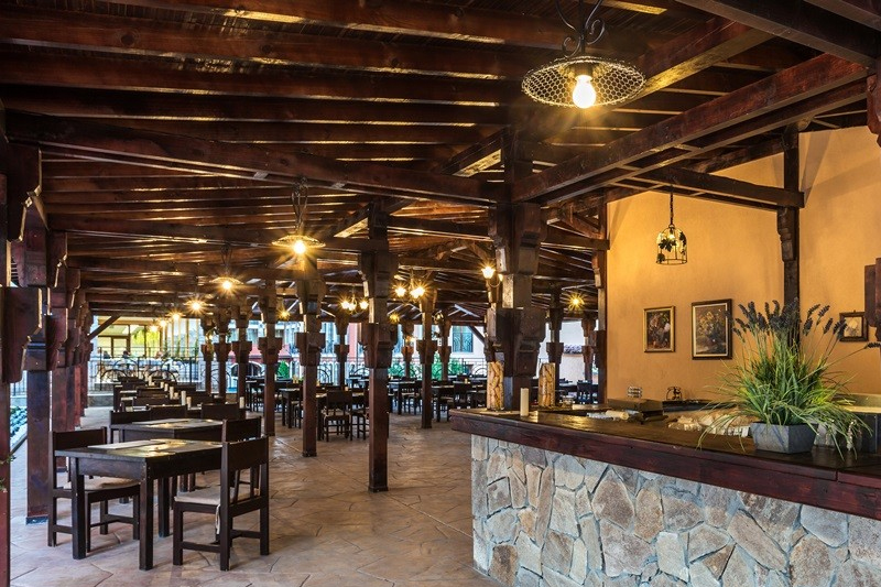 3 + нощувки на човек на база All Inclusive + чадър и шезлонг на плажа + вътрешен и външен плувен басейн в хотел Феста Виа Понтика****, Поморие, снимка 11