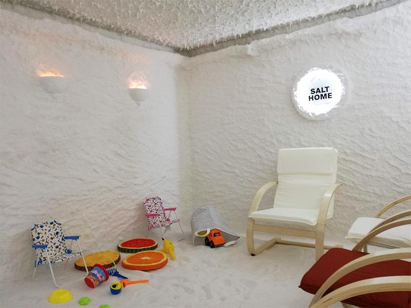 1 процедура в солна стая за дете или възрастен от Salt Home, София, Дружба, снимка 2